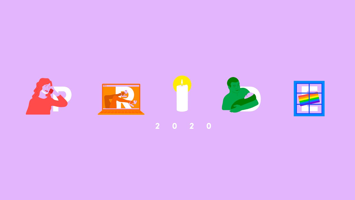 BuzzFeed Pride 2020 Graphic