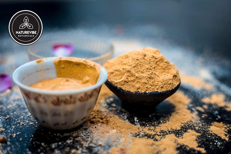 Clay mask powder