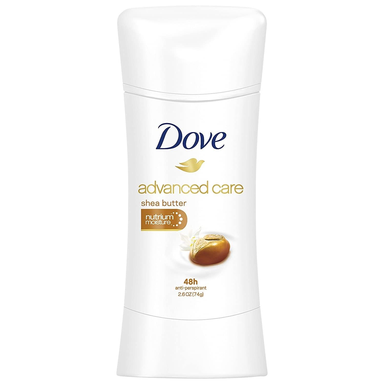 the white deodorant