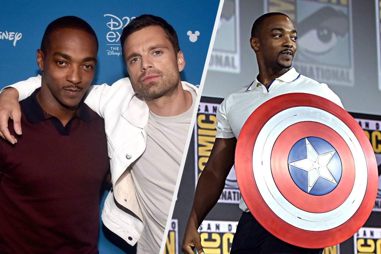 "Anthony Mackie Said Marvel's Lack Of Diversity Behind The Camera ""Bothered"" Him"