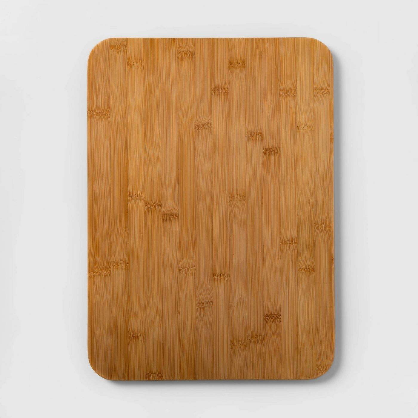 The wooden cutting board