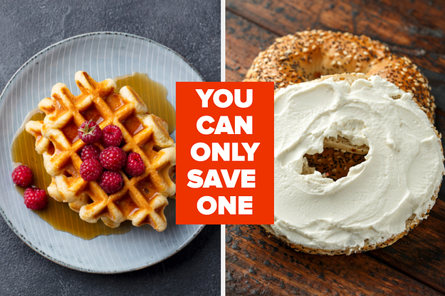 Which Foods Would You Save For Every Meal If The Rest Will Disappear Forever?