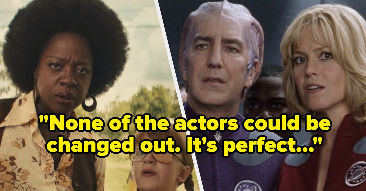 21 Movies That Should've Won An Oscar For How Perfectly They Managed To Cast Their Characters