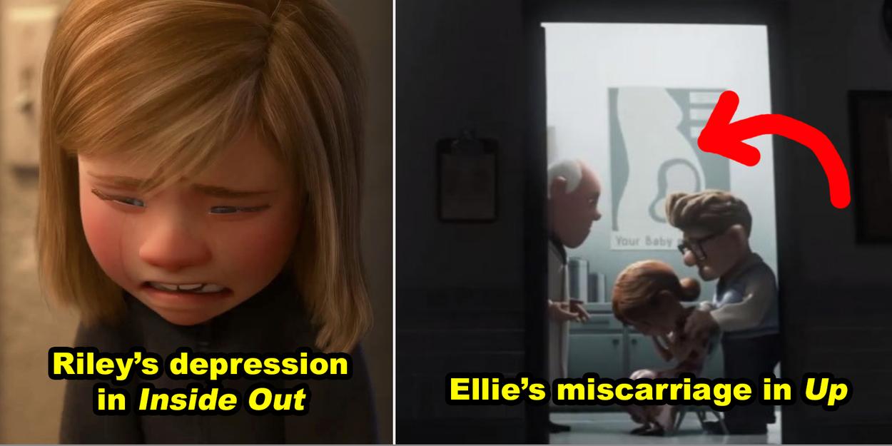 15 Times Disney Movies Did A Reallllllly Good Job At Handling Serious Topics