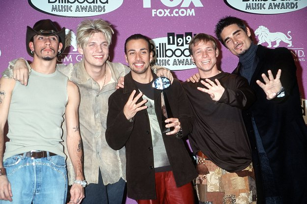 People Are Just Finding Out There's A Fart In A Popular Backstreet Boys Song And It's Actually Brilliant
