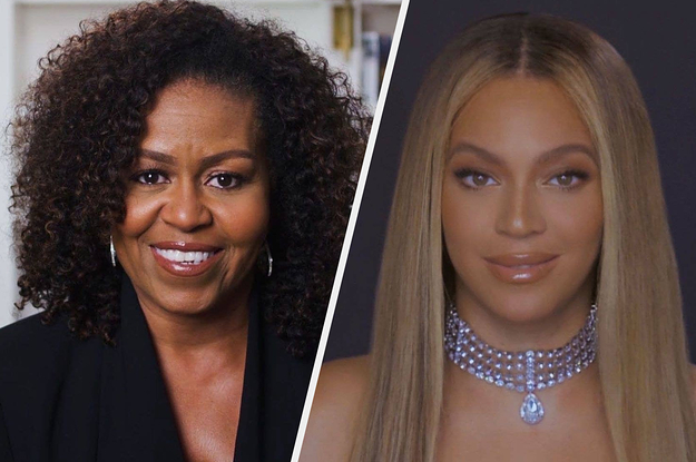 Michelle Obama Congratulated Beyoncé On Her BET Humanitarian Award With A Heartfelt Speech