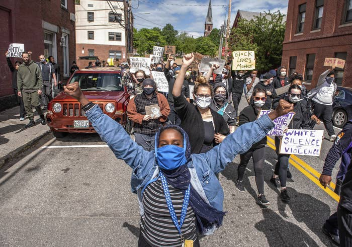 Why The Small Protests In Small Towns Across America Matter