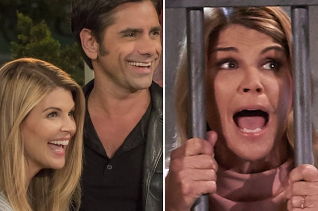 "Here's How ""Fuller House"" Explained Aunt Becky's Absence"