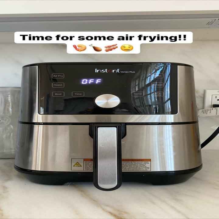 The air fryer
