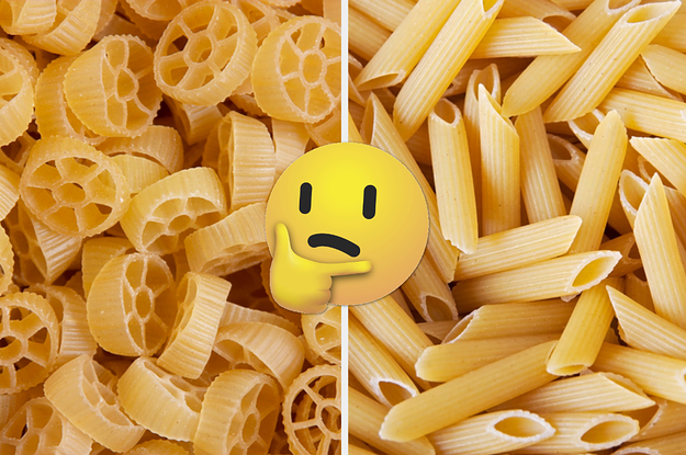 If You Call Yourself A Pasta Lover, You Need To Take This Quiz