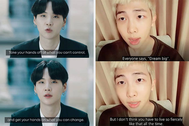 18 Times BTS Actually Gave The Best Life Advice