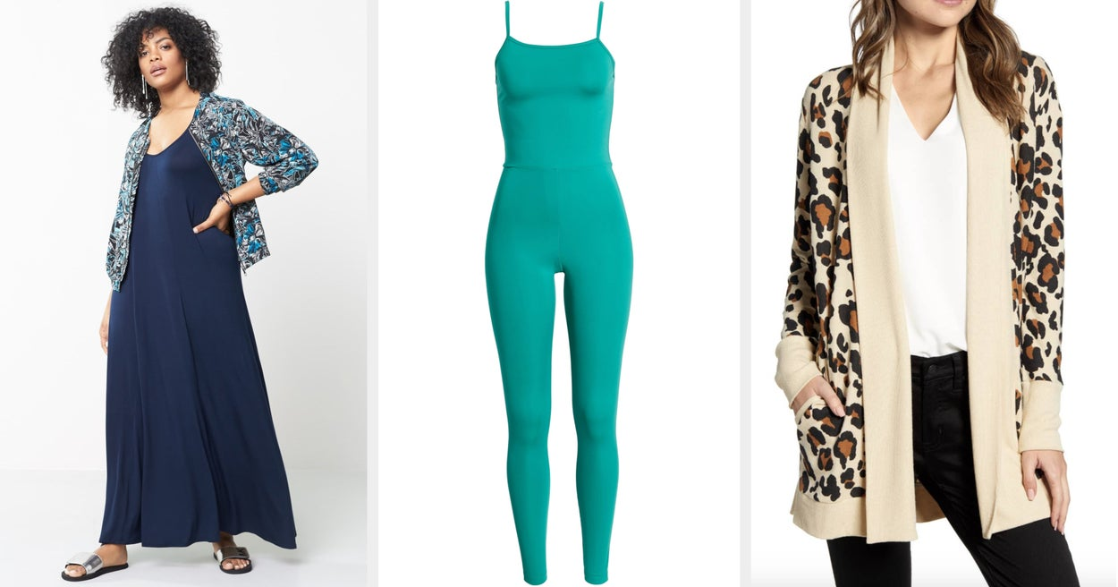 23 Ridiculously Comfortable Pieces Of Clothing From Nordstrom