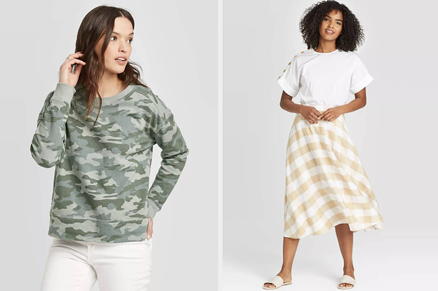 """31 Pieces Of Clothing That Might Make You Think """"Damn That's Cute, Target"""""""