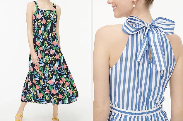Everything At J.Crew Factory Is Up To 70% Off So Now's Your Chance To Grab Something Nice This Summer