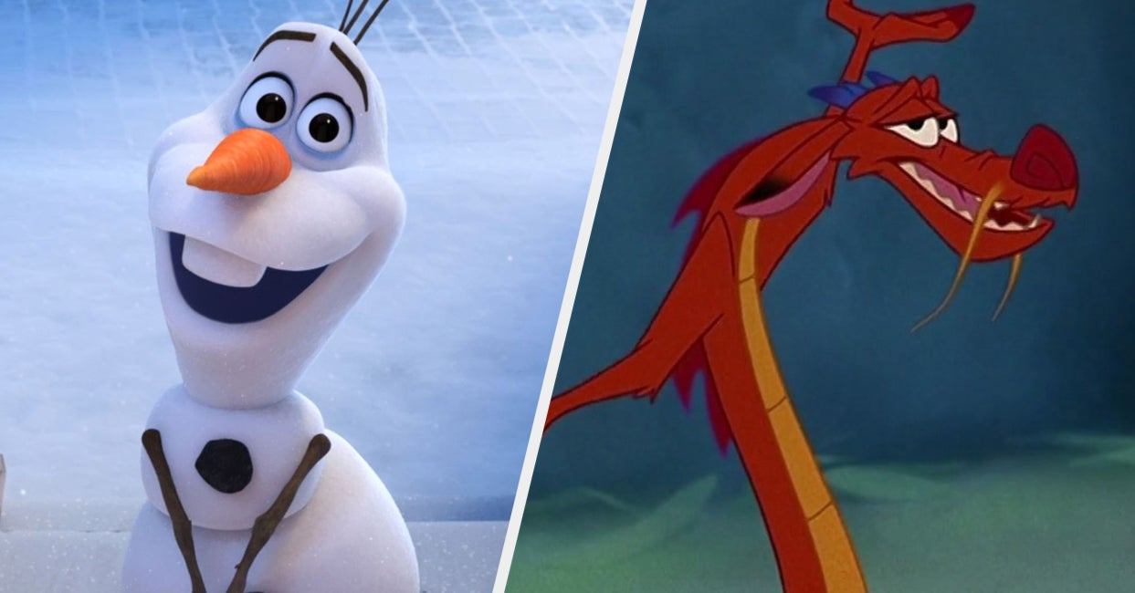 Most People Have Trouble Naming These Disney Sidekicks, Do You?