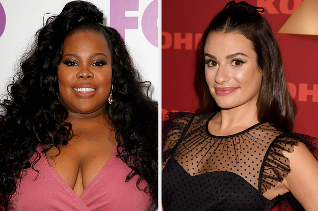 "Amber Riley Addressed The Lea Michele Controversy For ""The First And Last Time"" In A New Interview"