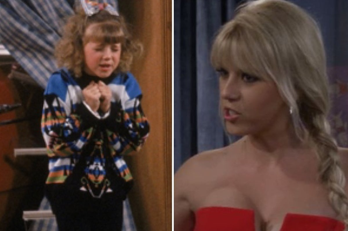 Full House Fans Will Love These Stephanie Tanner Throwbacks