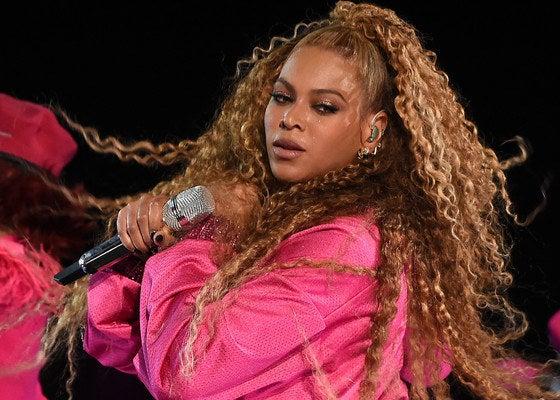 Lighter long curls