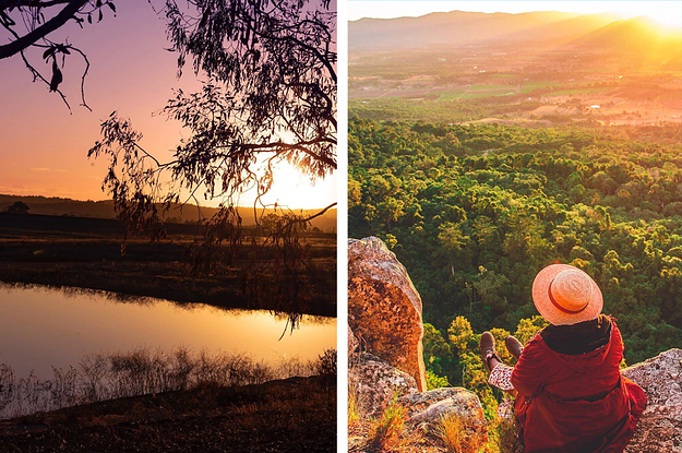 13 Getaway Spots That Are Less Than Two Hours From Brisbane