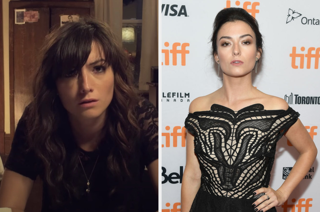 Side by side of Carmilla on Carmilla and Natasha Negovanlis