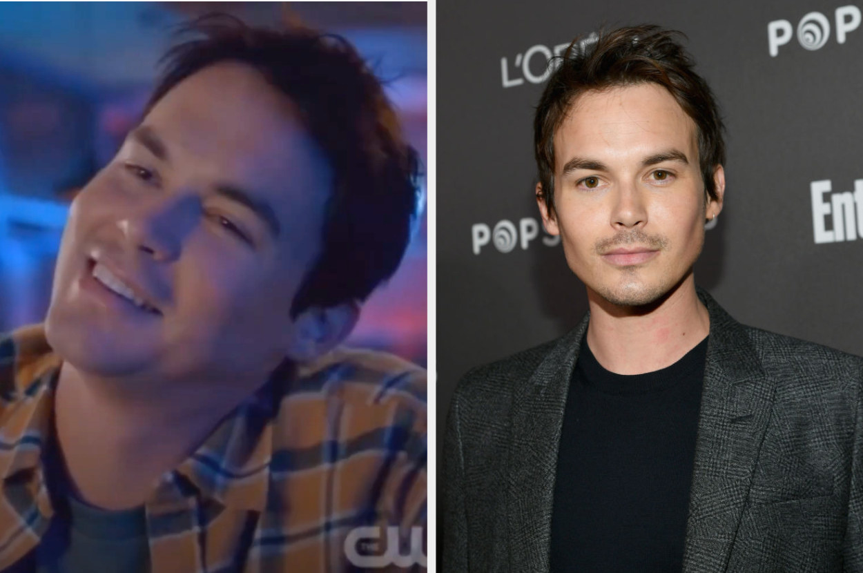 Side by side of Alex Manes from Roswell, NM and Tyler Blackburn