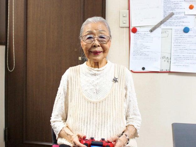 歳 ゲーマー 90 90歳のおばあちゃん、最高齢のゲーム動画投稿YouTuberとしてギネス世界記録に認定
