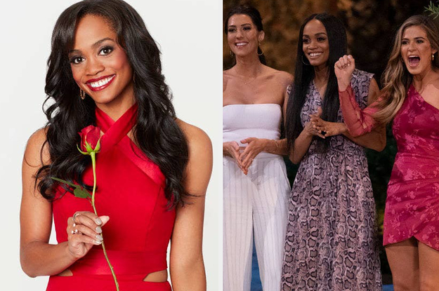 "Rachel Lindsay Called Out ""The Bachelor"" Franchise For Its Lack Of Diversity And Said The Show Needs A Black Bachelor"