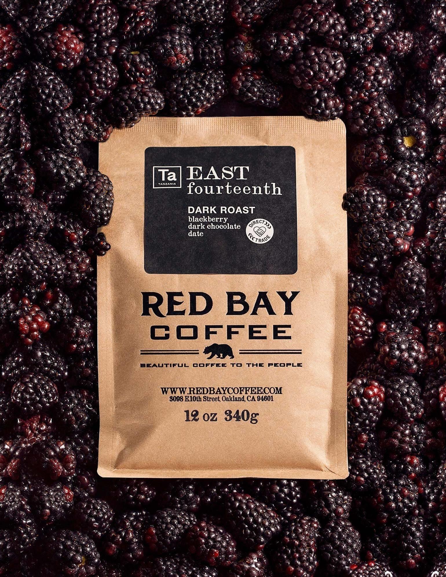 The bag of coffee
