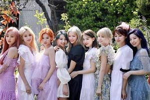 Which Twice Member Are You Most Like?