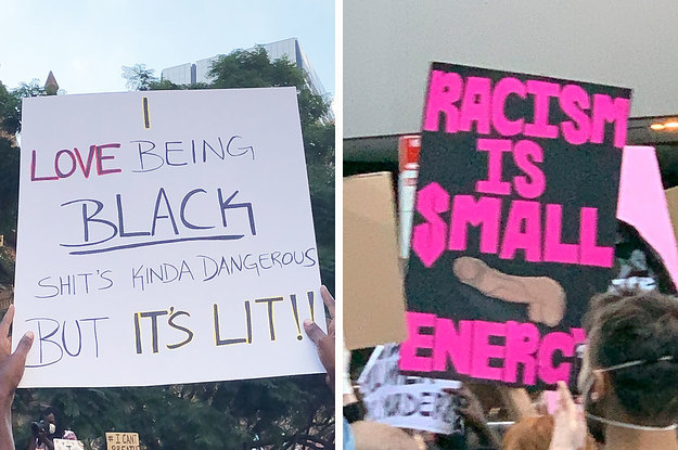 Here Are 33 Of The Best Protest Signs From Sydney's Rally This Weekend