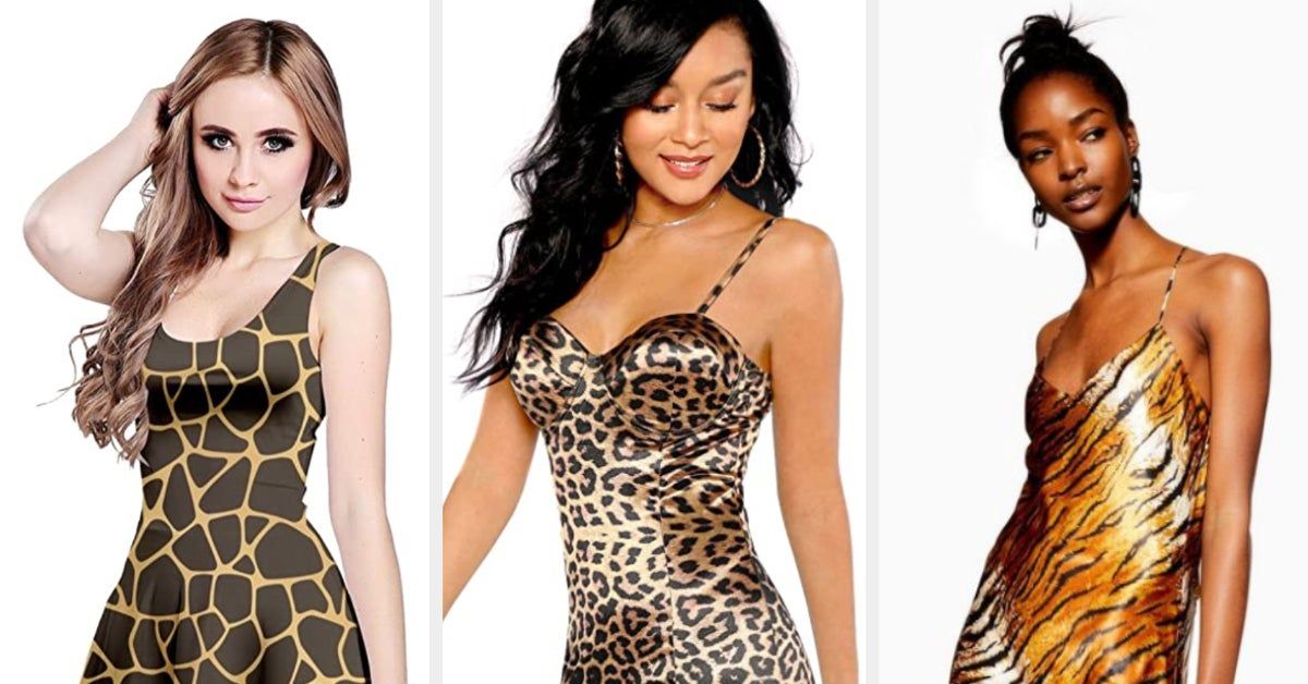 Everyone's Personality Matches An Animal Print – What's Yours?