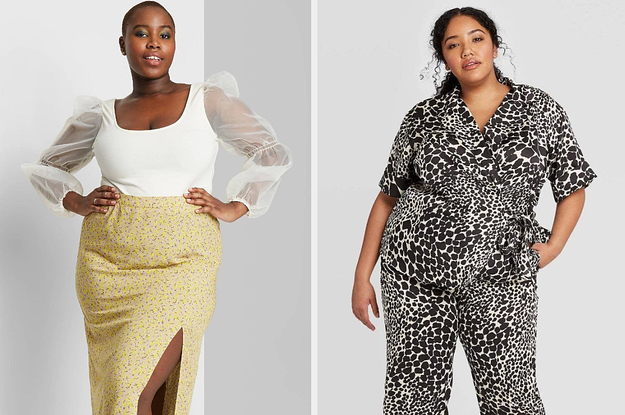 Just 31 Cute Pieces Of Plus-Size Clothing From Target
