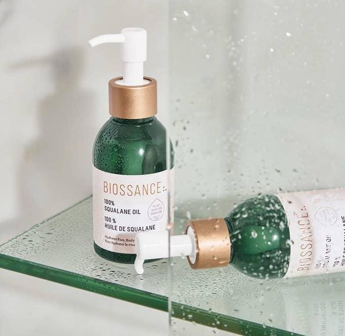 The Biossance squalane oil