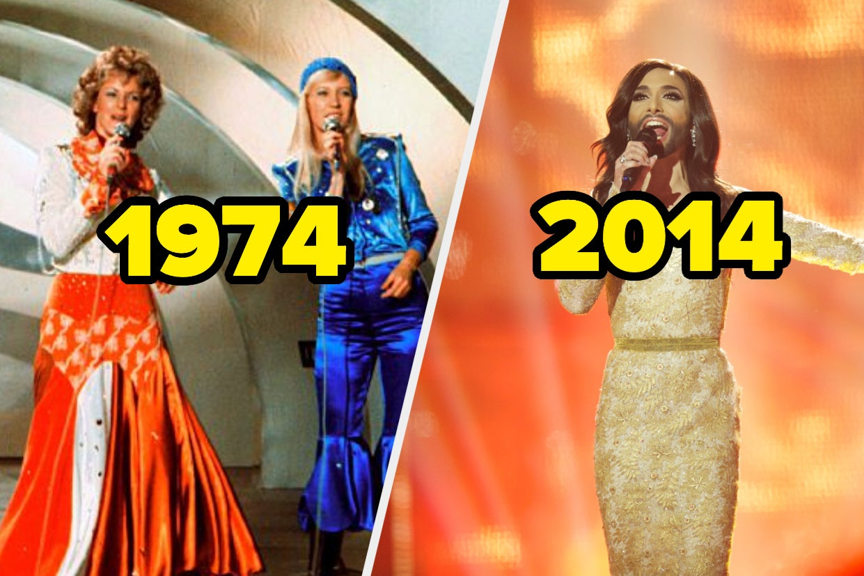Tell Us What Year You Were Born And We'll Reveal Which Performance Won Eurovision That Year