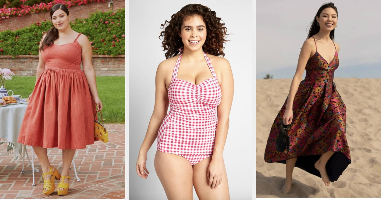 ModCloth Just Launched A Sitewide Sale Full Of Summer Classics