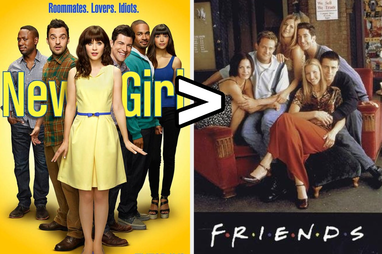 """19 Ways """"New Girl"""" Is The Better Version Of """"Friends"""""""