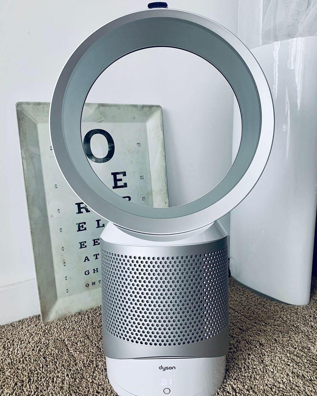 the fan-less circular dyson fan