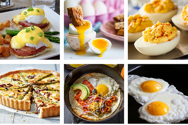 Most People Can't Identify 10 Ways To Prepare Eggs — Can You?