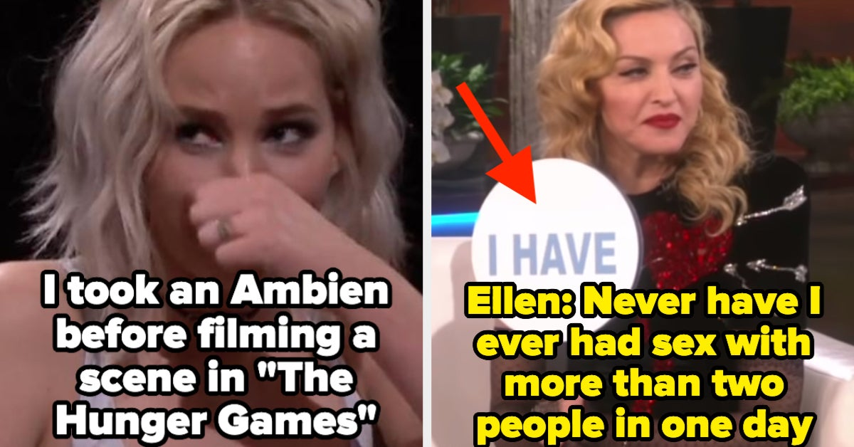 16 Wild Secrets Famous Women Actually Confessed On Talk Shows