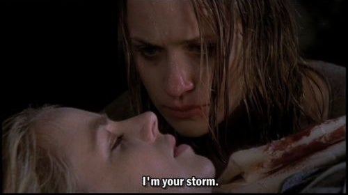 """""""I'm your storm"""""""
