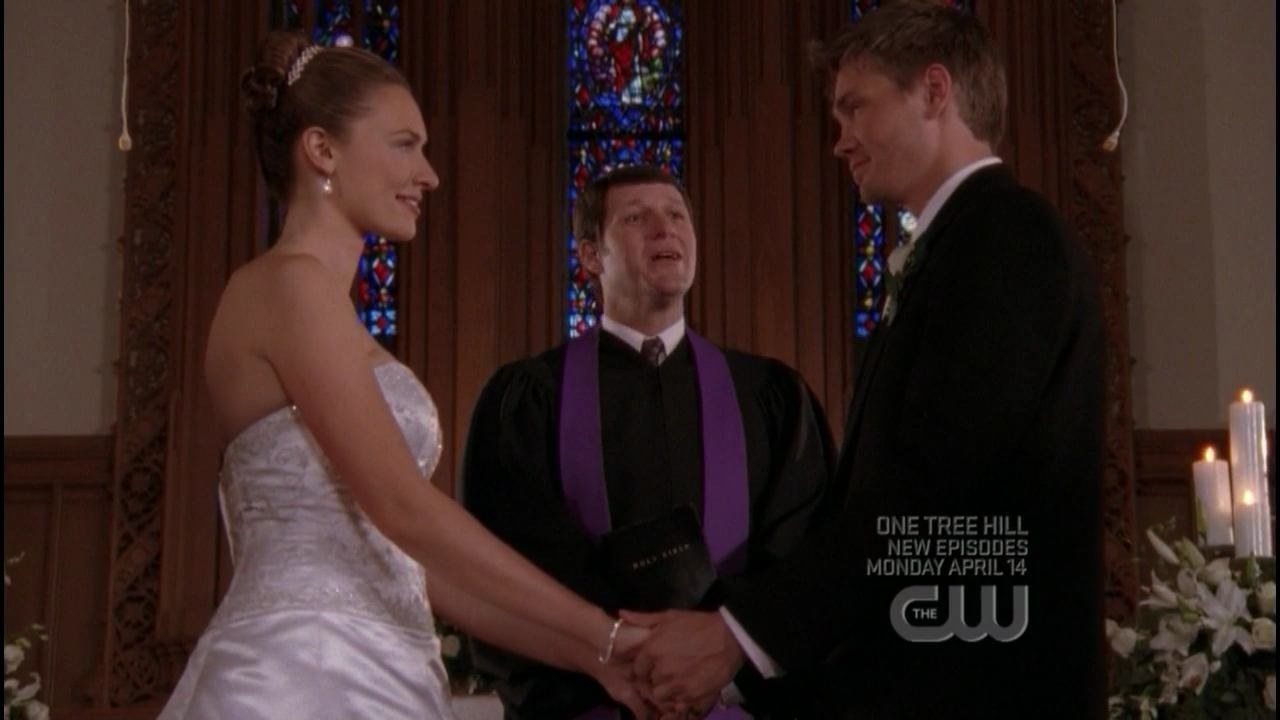 Lucas and Lindsey about to get married