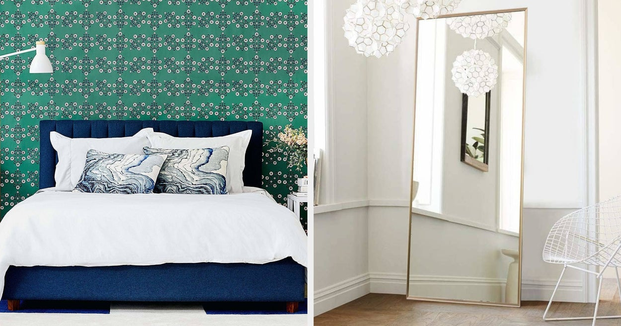 31 Ways To Upgrade Your Space That Don't Require A Ton Of Work