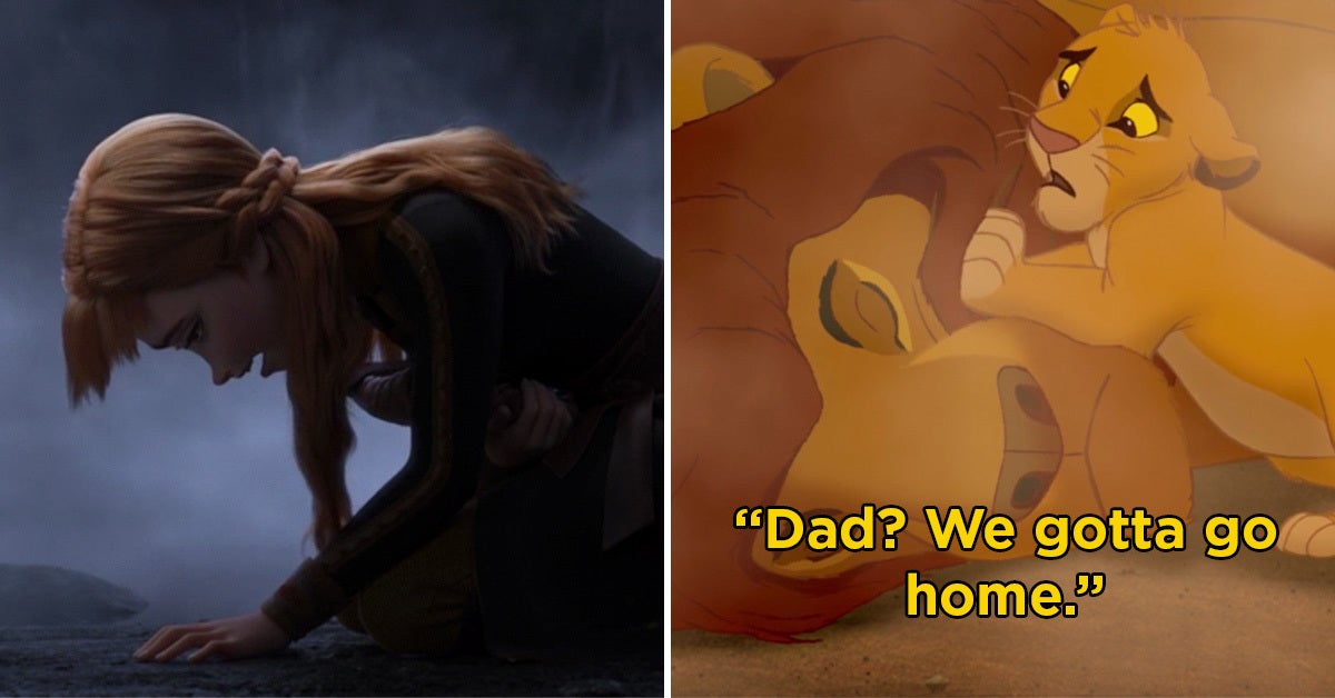 19 Disney Behind-The-Scenes Facts That'll Make These Heartbreaking Moments Even More Memorable - buzzfeed