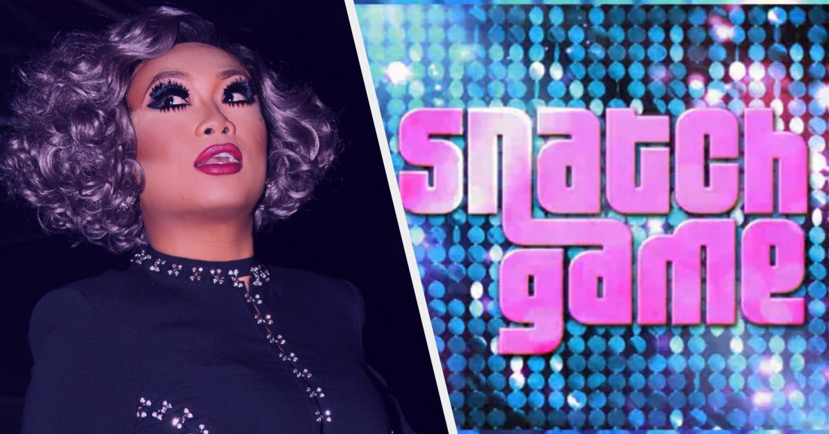"""For Jujubee Of """"RuPaul's Drag Race"""" It's Not Just Time For Snatch Game, But Also Time To Get To Where She Needs To Go"""