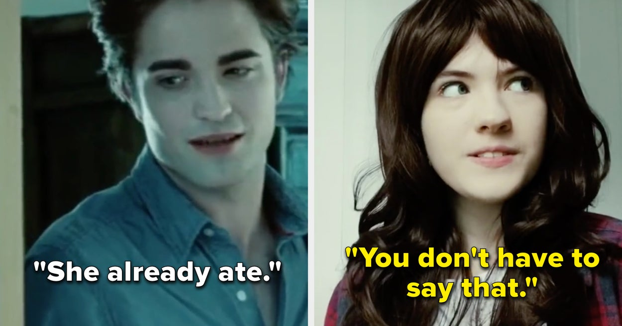 "These TikToks Reimagine ""Twilight\"" If Bella Was A Normal Teenager, And They"