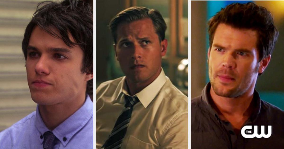 Scott on Gossip Girl, Charles on Riverdale, and Mark on 90210