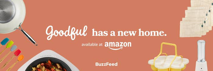 Goodful kitchen products are now available at Amazon