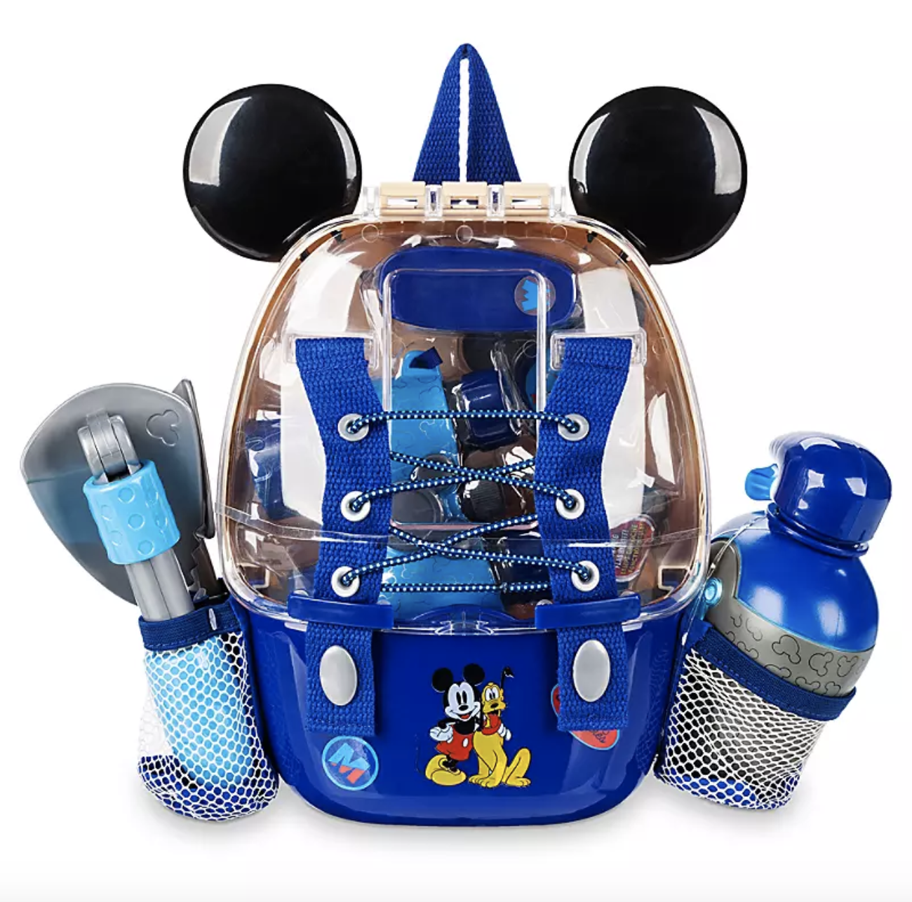 the explorer play set backpack