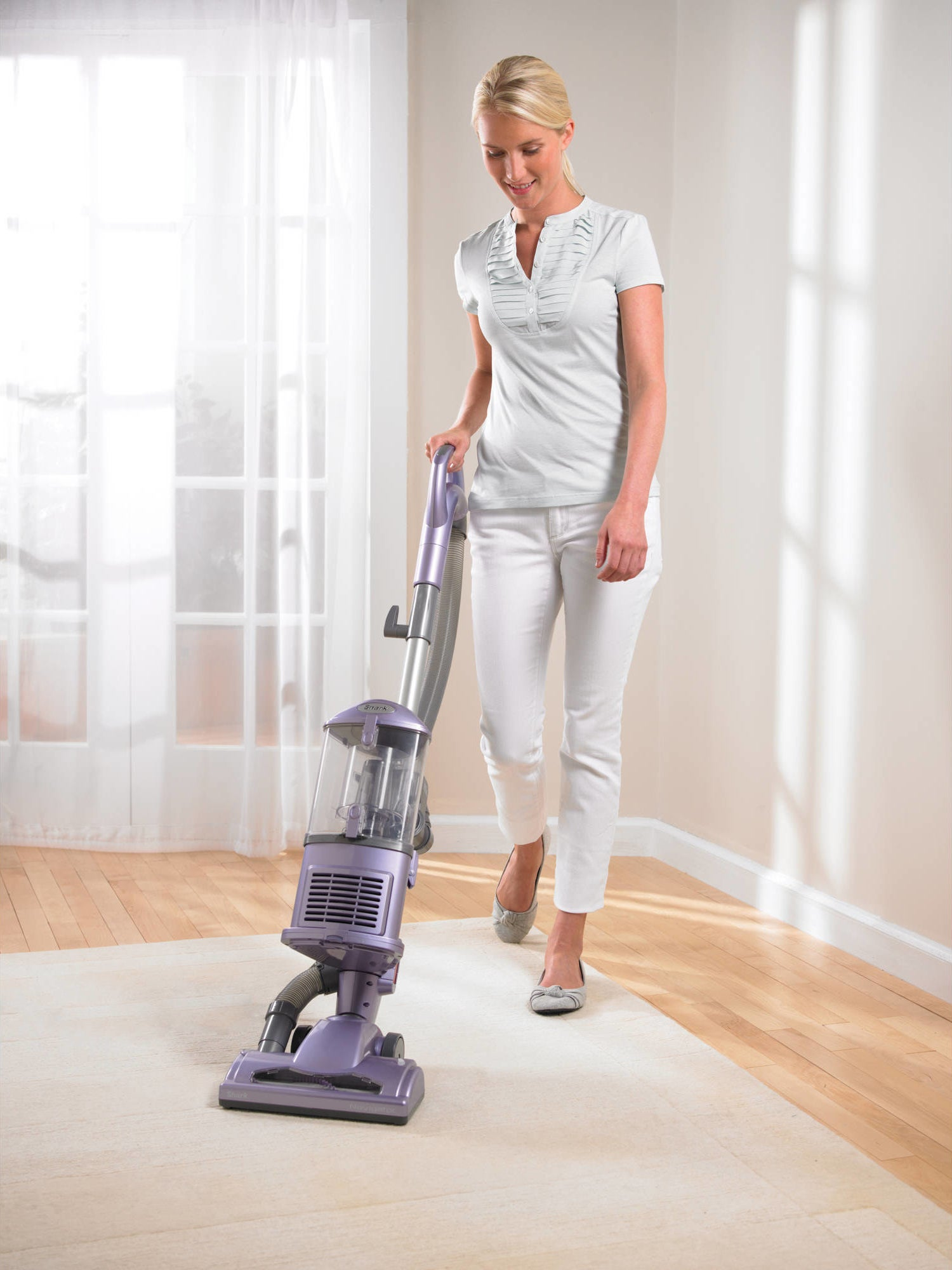 A model with the purple vacuum