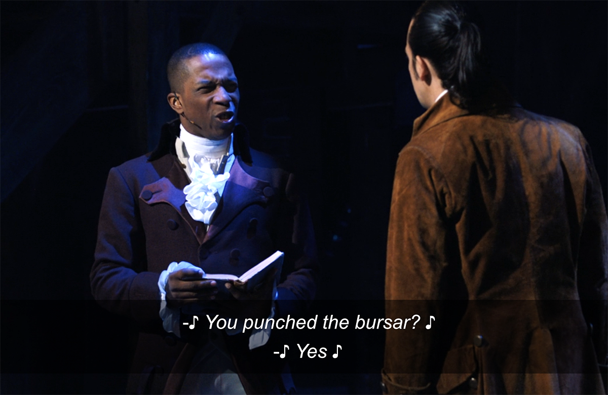 The Hamilton Musical S Historical Accuracy